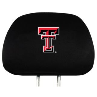 Texas Tech Red Raiders Head Rest Covers