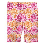 Jumping Beans Floral Pedal Pusher Leggings - Baby