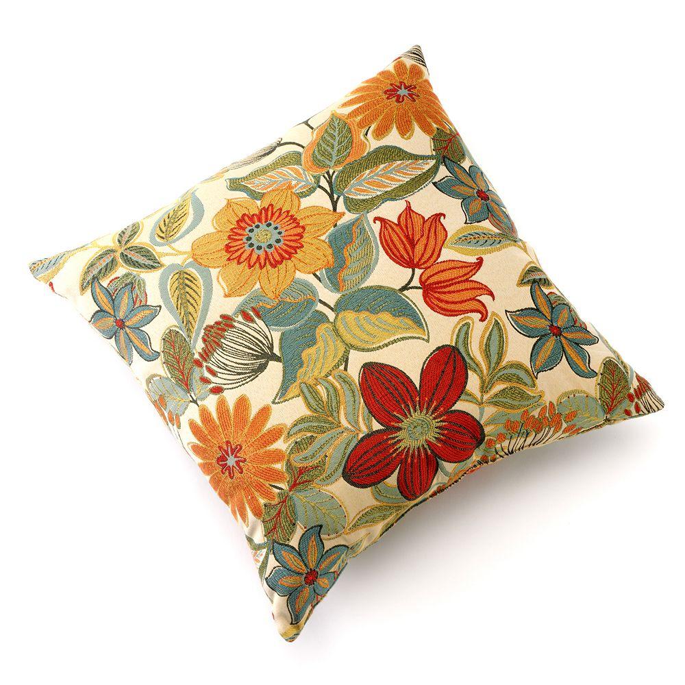 Ooh La La Tropical Decorative Pillow