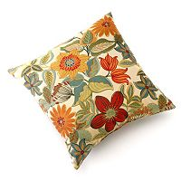 Ooh La La Tropical Decorative Pillow