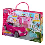 Barbie Build 'n Style Convertible by Mega Bloks - 80223