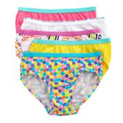 Hanes Fruit 5-pk. Hipsters - Girls
