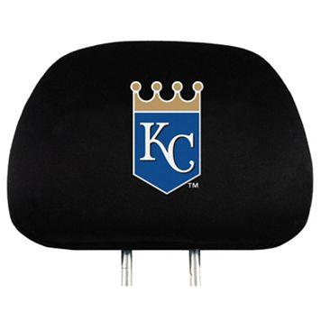 Kansas City Royals Head Rest Covers