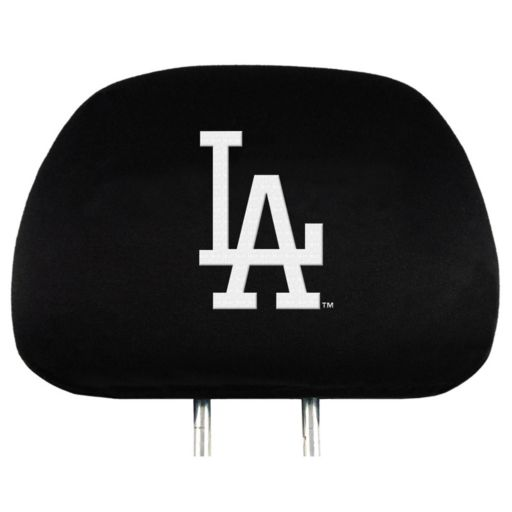 Los Angeles Dodgers Head Rest Covers