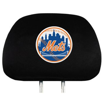 New York Mets Head Rest Covers