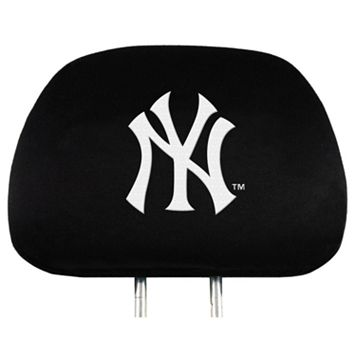 New York Yankees Head Rest Covers