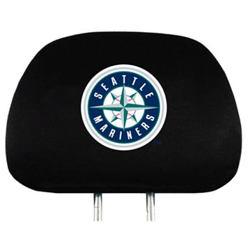 Seattle Mariners Head Rest Covers