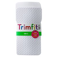 Girls Trimfit 2-pk. Textured & Opaque Tights