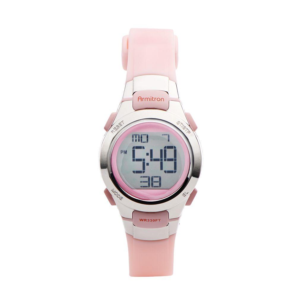 Armitron Women's Digital Chronograph Watch