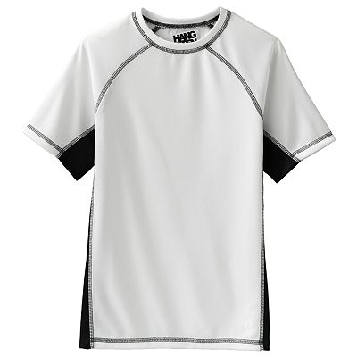 Hang Ten Colorblock Rash Guard - Boys 8-20