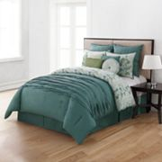 Home Classics Bloomfield 10-pc. Comforter Set - King
