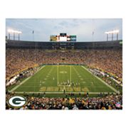 Lambeau Field Canvas Art