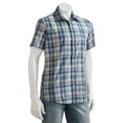 Arrow Boardwalk Plaid Casual Button-Down Shirt