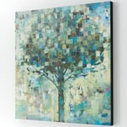 Sunshower Canvas Art