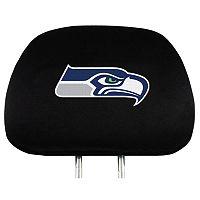 Seattle Seahawks Head Rest Covers