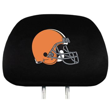 Cleveland Browns Head Rest Covers