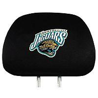 Jacksonville Jaguars Head Rest Covers
