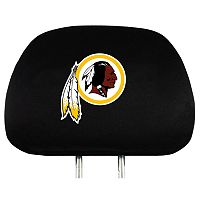 Washington Redskins Head Rest Covers