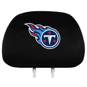Tennessee Titans Head Rest Covers