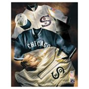 Chicago White Sox Collage Canvas Art