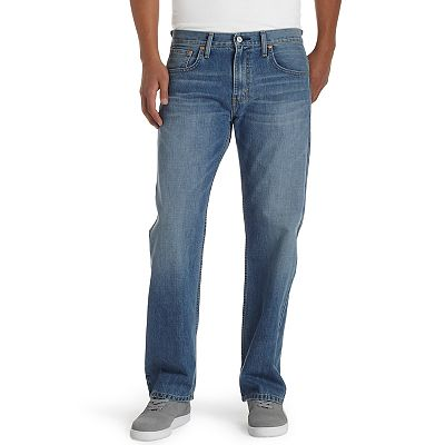 Levi's 569 Loose Straight Jeans - Men