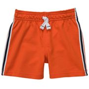 Carter's Side-Stripe Shorts - Baby