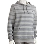 DC Shoe Co Striped Fleece Hoodie - Men