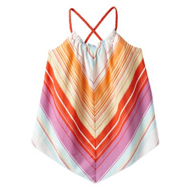 Mudd Striped Tank - Girls 7-16