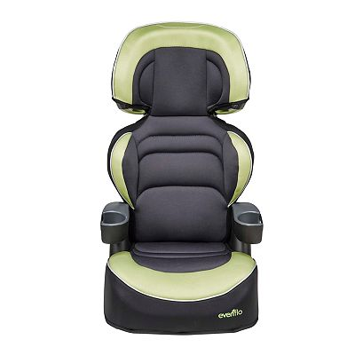 Evenflo Big Kid XL Convertible Booster Seat - Polo