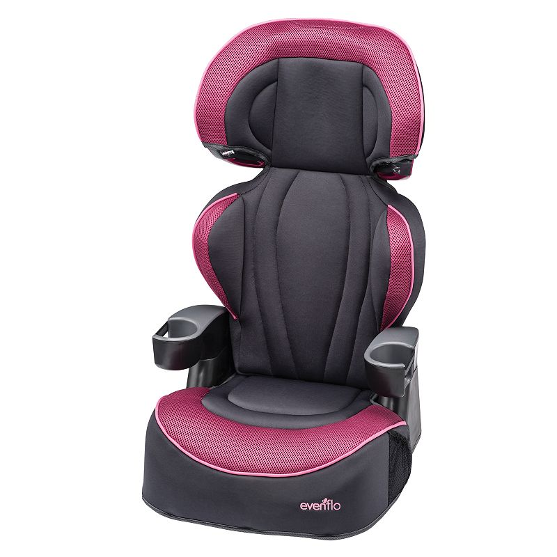 evenflo big kid xl convertible booster seat. Black Bedroom Furniture Sets. Home Design Ideas