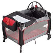 Evenflo Portable Babysuite 300 Play Yard - Gears