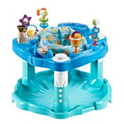 Evenflo ExerSaucer Bounce and Learn Bouncer - Beach Baby