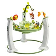 Evenflo ExerSaucer Jump and Learn Jumper - Safari Friends