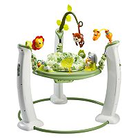 Evenflo ExerSaucer Jump & Learn Jumper - Safari Friends