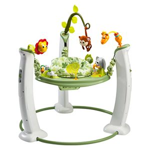 Safari Friends Evenflo Exersaucer Jump /& Learn Stationary Jumper