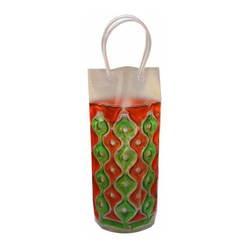 Bella Vita Chill It Freezable Cylinder Wine Bottle Bag