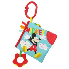 Disney Mickey Mouse Soft Book
