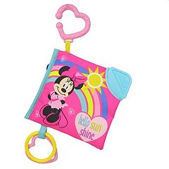 Disney Mickey Mouse & Friends Minnie Mouse Soft Book