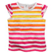 Jumping Beans Striped Top - Baby