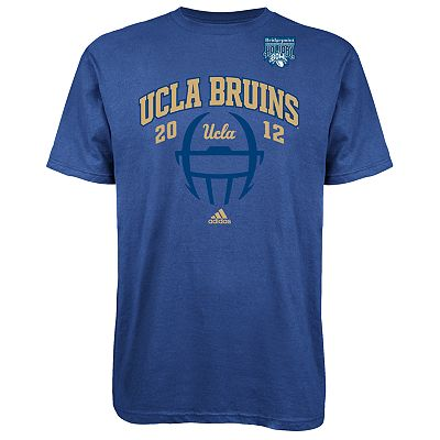 adidas UCLA Bruins 2012 Bridgeport Education Holiday Bowl Helmet Tee - Men