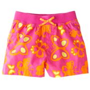 Jumping Beans Butterfly Shorts - Baby