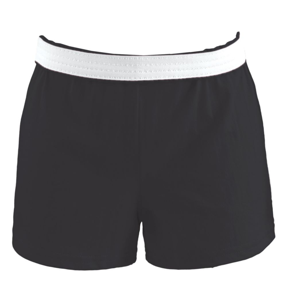 Soffe Fold-Over Athletic Shorts