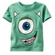 Disney/Pixar Monsters Inc. Mike Glow-in-the-Dark Tee - Baby