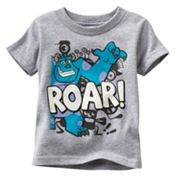 Disney/Pixar Monsters Inc. Roar Sulley Glow-in-the-Dark Tee - Baby
