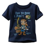 Disney Jake and the Never Land Pirates Spot a Pirate Tee - Baby