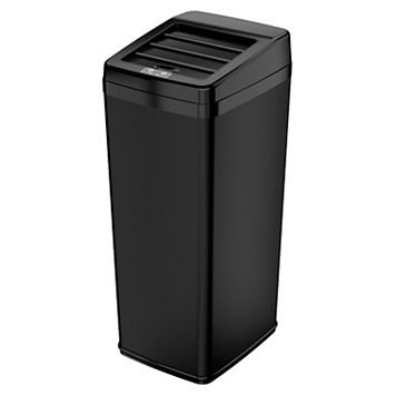 iTouchless 14-Gallon Automatic Sensor Touchless Trash Can