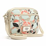 Relic Bleeker Floral Cross-Body Handbag