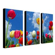 3-pc. ''Heaven'' Wall Art Set