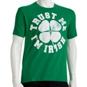 Urban Pipeline Trust Me I'm Irish Tee - Men