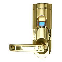 iTouchless Bio-Matic Fingerprint Door Lock - Left Handle